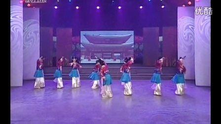 延边阿里郎剧场 延边阿里郎艺术团 舞蹈宫廷舞