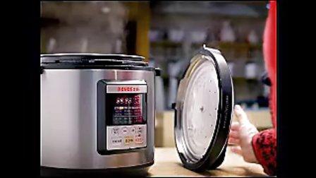 奔腾无水焗电压力锅