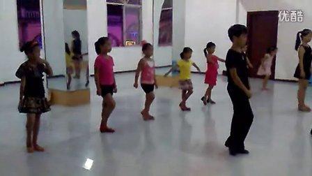 河池365网-少儿拉丁舞体验课 教学