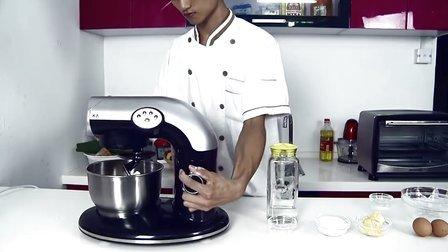 上豪厨师机 和面机 带绞肉配件
