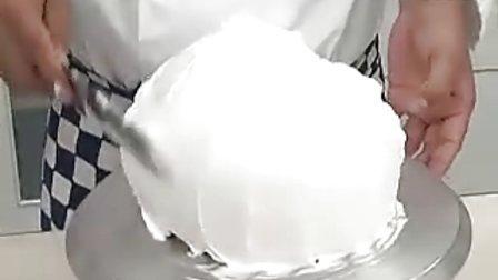 寿桃造型蛋糕
