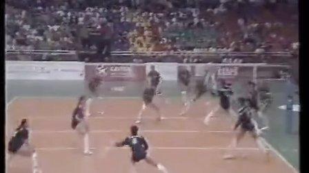 1997年女排大奖赛 俄罗斯:中国1