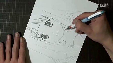 【GODEES】《冰菓》110分钟画出千反田爱瑠