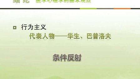 2012贺银成执业医师(含助理)30天通关大讲堂【医学心理学01】