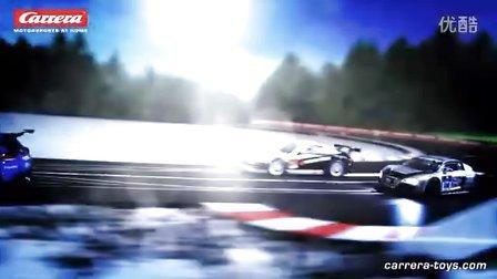 Carrera卡雷拉路轨赛车2012宣传视频