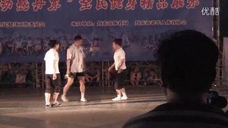 20120808-动感丹东健身精品展示彩排2-丽梅舞蹈队