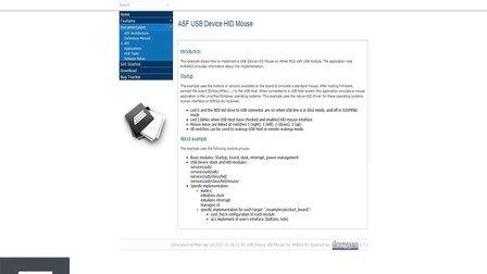 Atmel Studio 6 为AVR和ARM提供共同爱特梅尔软件框架(ASF)流程
