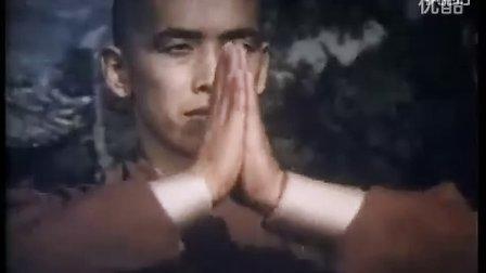 李连杰早期的训练视频