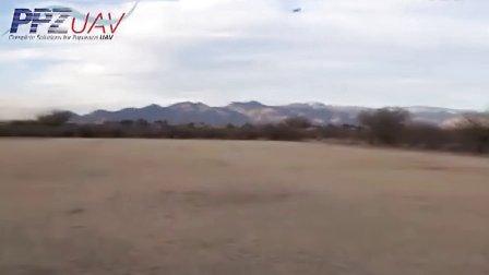 ppz无人机  四轴全自主飞行、降落