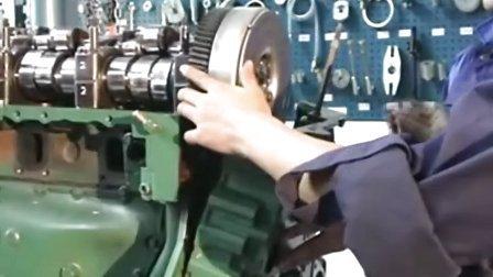 汽车维修网_汽车维修技术视频_汽车维修培训_VOLVO发动机维修培训视频06