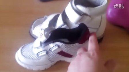 乐康步矫正鞋|儿童矫正鞋|内八字|足外翻|扁平足|脑瘫