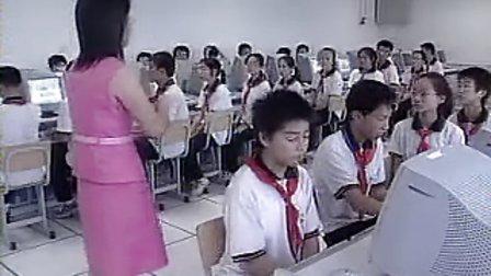 我们的家乡-松江(上海市初中信息技术教师说课与教学实录优质课视频)