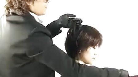 2012剪发 女发修剪 短发发型