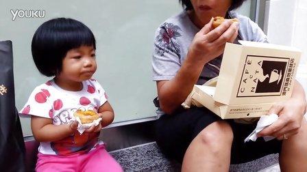 20131006澳门食葡挞