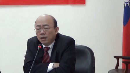 """郭正亮谈台湾的""""中国人""""身份认同"""