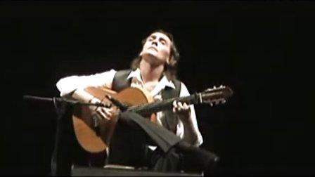vicente amigo 北京演出视频2007年天桥剧场6