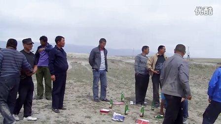 额敏县卫拉特蒙古第五部落蒙古族敖包祭祀