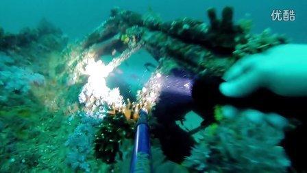 虎鲸OrcaTorchD500潜水手电