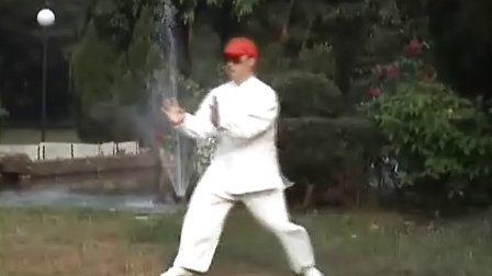 五祖拳 三戰