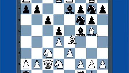 国际象棋视频 第51期 兵形理论(7)