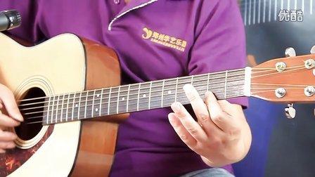 《轻松学吉他》第32节:曾经的你-许巍