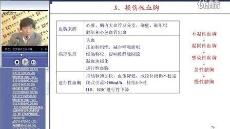 2011执业医师_银成医考_贺银成_胸部损伤