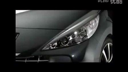 大连改装车夸张剪刀门德国RDX改装版标致207大连专业汽车改装