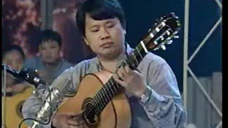 渔港之夜 中國第四屆吉他藝術節(青島電視台) 欧永财