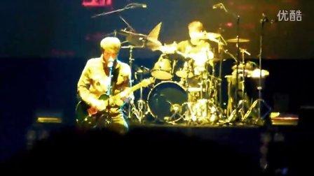 【郑容和黑花吧】[Fancam]140124 CNBLUE LA Concert - One Time