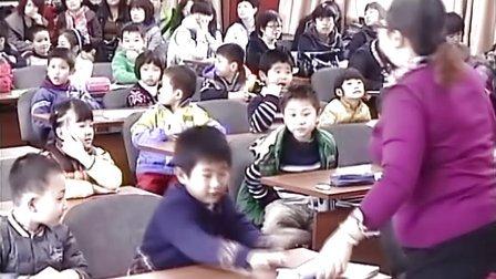 一年級數學认识时间P81例1--前门小学--张健老师