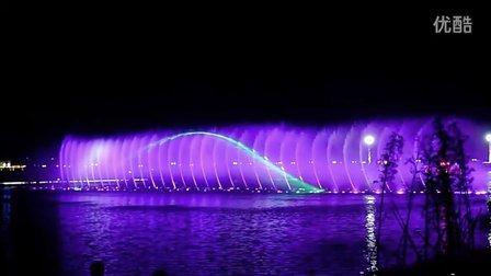 阳江鸳鸯湖音乐喷泉