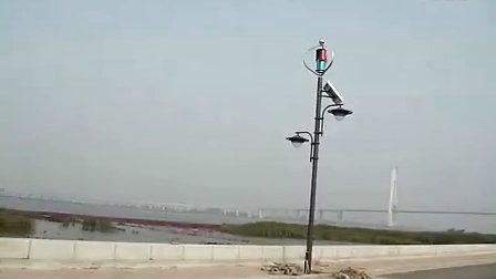 辽宁营口泰玛磁悬浮风力发电风光互补系统(深圳市泰玛风光能源科技有限公司)