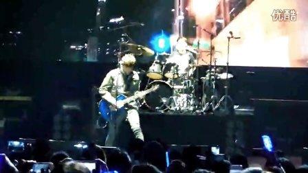 视频:140125 CNBLUE BULE MOON IN LA Concert - Where You Are