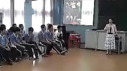 音乐优质课展示《走进话剧-初次站在舞台上》高中音乐优质课
