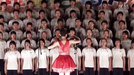 大化县实验中学五四比赛 104 班 1107 班 1111班 103 班106班1108班