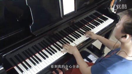 中国好声音平安《洋葱》钢琴视_tan8.com