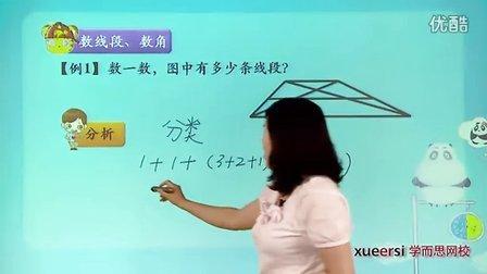 学而思超常班名师——刘娟老师,经典解读巧数图形
