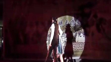 2011年理工节闭幕式交谊舞-爱情三重奏