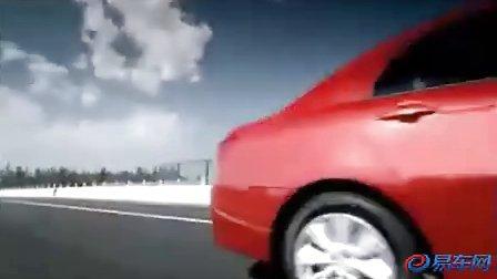 比亚迪L3轿跑车广告