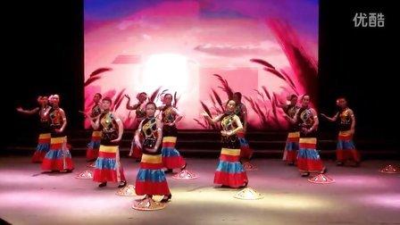 刁东春晚舞蹈《彩云之南》