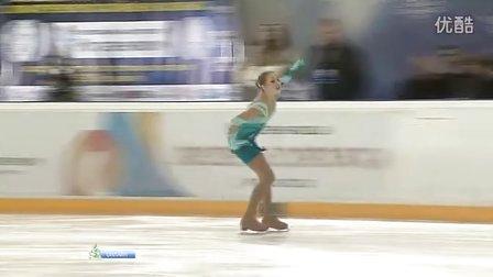 2012 Russian Nationals LP Polina_Shelepen