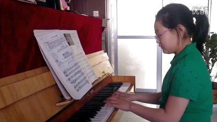 5月23日洪韬壹~师姐姜浩尔钢琴『滴答』