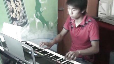 向天再借五百年 电子琴演奏