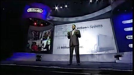 E3 2008任天堂发布会高潮视频Part 1