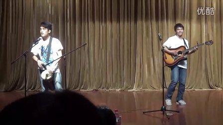 贵阳学院第二届英文歌比赛一等奖 im yours