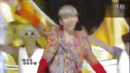 I'm Da One - 赵权  SBS人气歌谣现场版 12-07-08