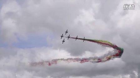 RIAT2012 阿联酋空军飞行表演队 Al Fursan (The Knights)