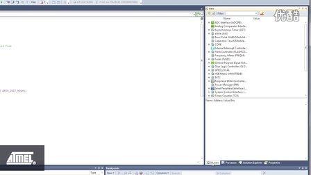 使用Atmel Studio6进行系统内编程