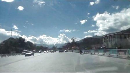 197林周县经拉萨往堆龙德庆县