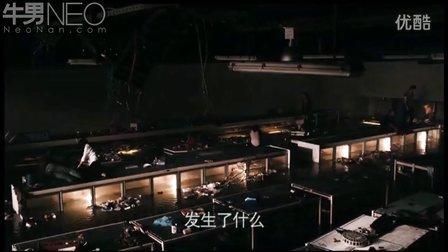 《大海啸鲨口逃生》中文版预告片